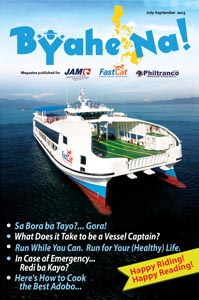Byahe Na! 6th issue