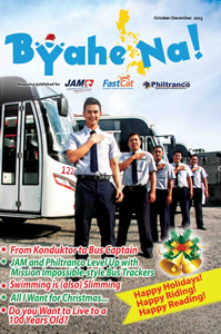 Byahe Na! 7th issue