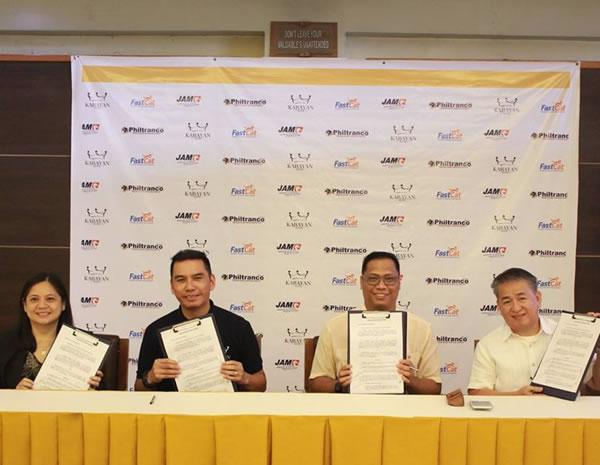 Partnership with Kabayan Hotel