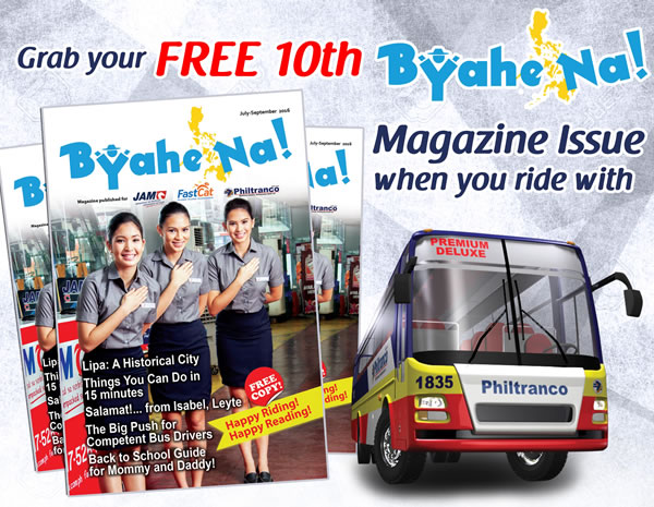 Byahe Na! 10th Issue