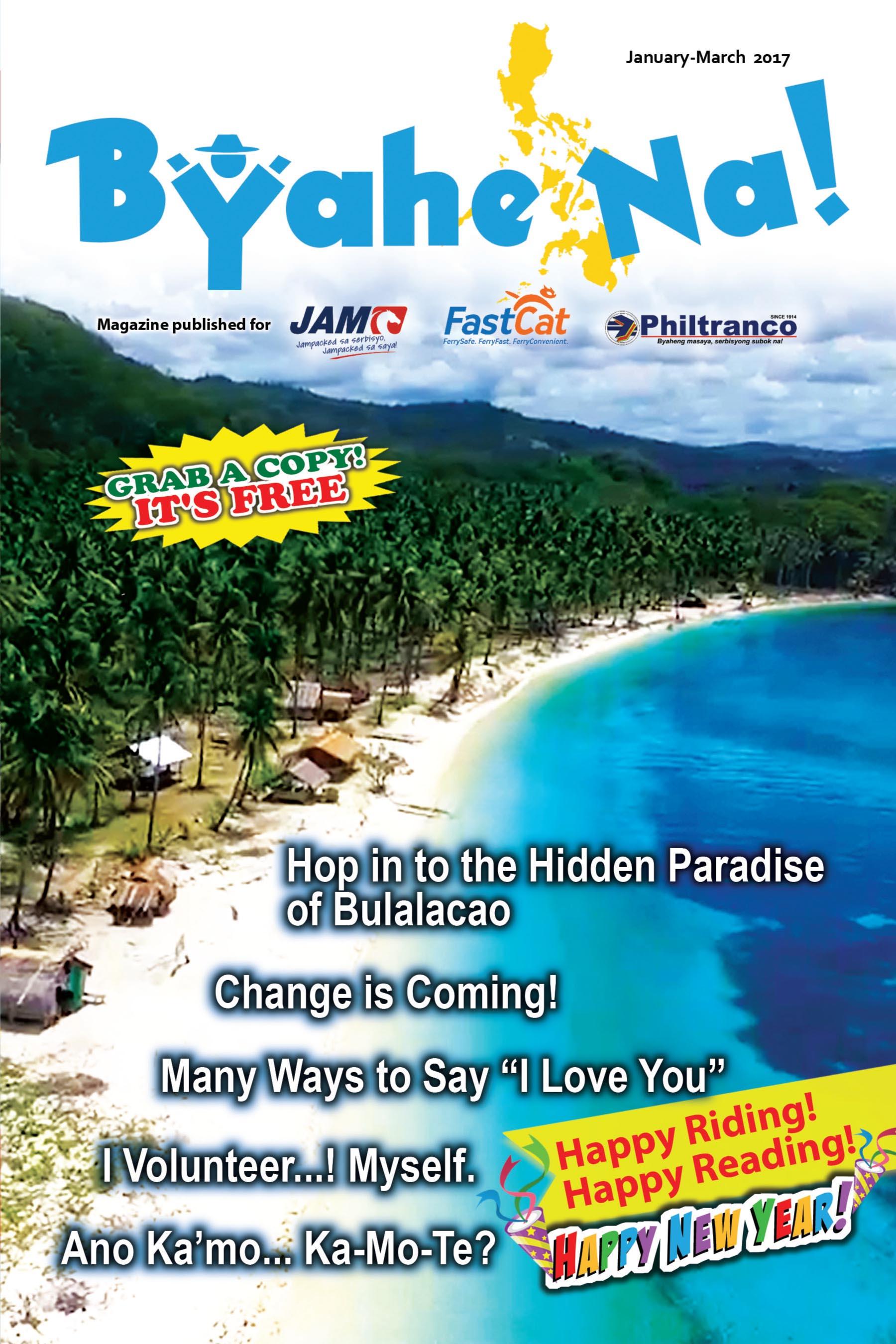 Byahe Na! 11th issue