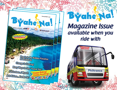 Byahe na! 12th Issue, now available!