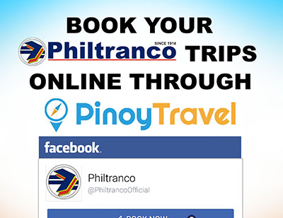 Book your Philtranco and Amihan trips online Through Pinoy Travel!
