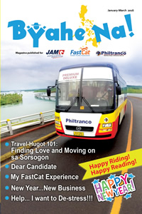 Byahe Na! 8th issue