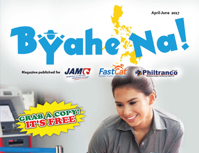 Byahe na! 13th Issue, now available!